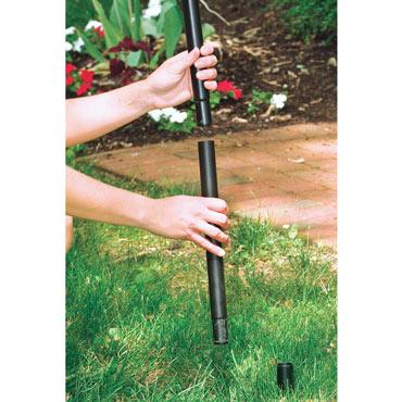 Heavy Duty Mounting Pole for Bird Feeders