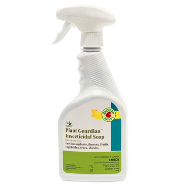 Plant Guardian<sup>™</sup> Insecticidal Soap