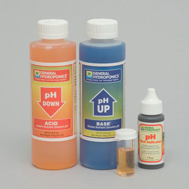 pH Tester & Maintenance Kit