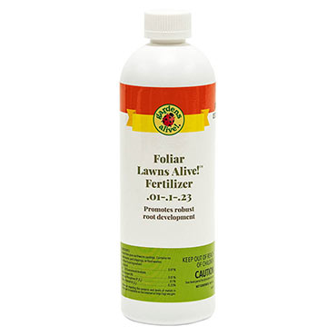 Foliar Lawns Alive!<sup>™</sup> Fertilizer
