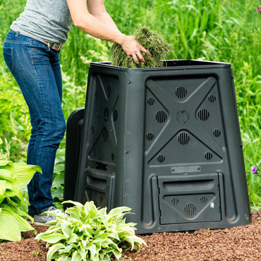 Munchie 65-Gallon Compost Bin