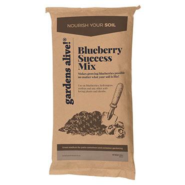Gurney's Blueberry Success Mix