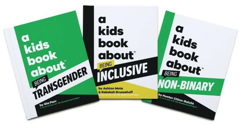 GenderCool A Kids Book About 3 Book Collection