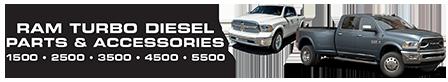 Ram Cummins Diesel and EcoDiesel Parts & Accessories