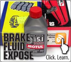 Brake Fluid Expose