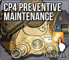 CP4 Maintenance