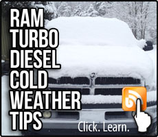 Read about winterizing your Ram truck at our Blog