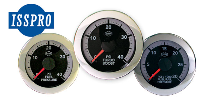 ISSPRO Dodge Diesel EV2 R30000 Series Gauges