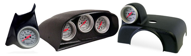 Dodge Ram Gauge Mounts