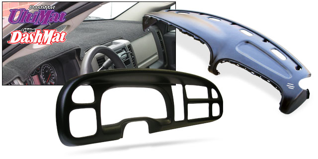 Dodge Ram Dashboards, Dashtop Covers, Dash Accessories
