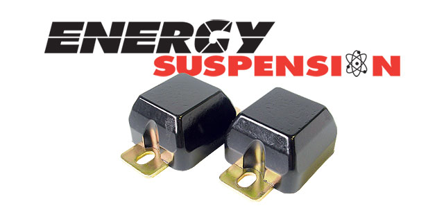 Energy Suspension Dodge Ram Axle Bump Stop Bushings