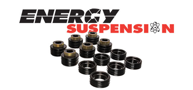 Dodge Ram Energy Suspension Cab Mount Bushings