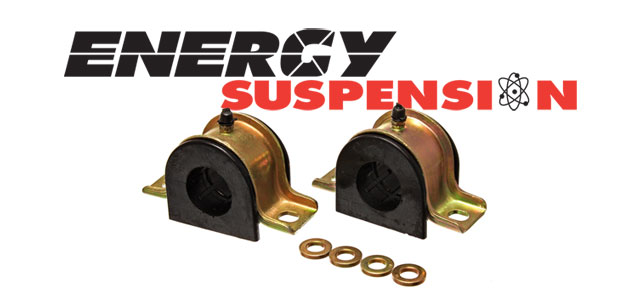Energy Suspension Dodge Ram Sway Bar Frame Bushings