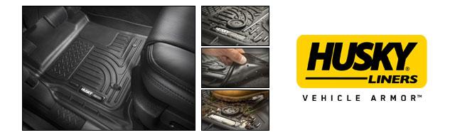 Dodge Ram Husky Liner WeatherBeater Floor Liners