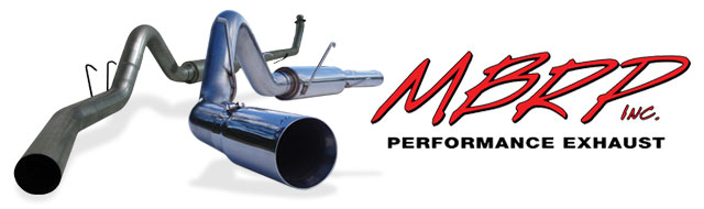 MBRP Exhaust Systems and Components