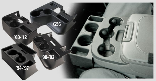 Geno's Garage June Special - Save 10% on Center Console Cup
