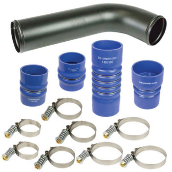 INTERCOOLER HOSE KIT - BD ('10-'13, 6.7L)