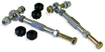 "SWAY BAR END LINKS - UUC -  HEAVY-DUTY FRONT  ('06-'12 - STANDARD to 3"" LIFT)"