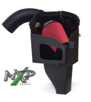 INTAKE SYSTEM W/TUBE - AIRAID - Synthamax MXP ('07.5-'09, 6.7L)