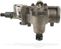 STEERING BOX - BORGESON - NEW ('09-'12, 4WD)