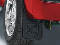 '10-'17 Dodge Ram Mopar Rubber Splash Guards