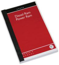 DODGE RAM OWNER'S MANUAL  ('92, DW250/350 - DIESEL)