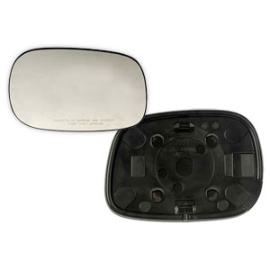 MIRROR GLASS - SPORT/NON-HEATED - PASSENGER  ('03-'06)