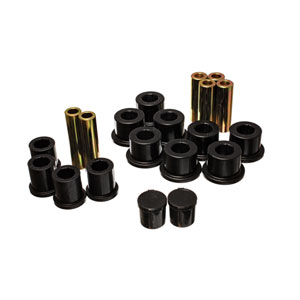 LEAF SPRING BUSHING SET - ENERGY SUSPENSION - REAR ('03-'09, 2500/3500 - 4WD)