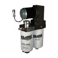 TITANIUM FUEL PUMP AND FILTER KIT - FASS 95 GPH ('98.5-'04.5, 5.9L)