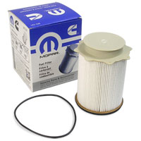 FUEL FILTER - NANONET - MOPAR  ('10-'21, 6.7L) - 68157291