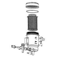 6.7L Ram Cummins MOPAR Fuel Filter 68157291AA