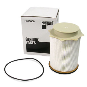 FUEL FILTER - NANONET - FLEETGUARD ('10-'20, 6.7L) - FS53000