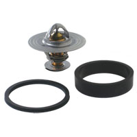 180° THERMOSTAT KIT - OEM/GATES  ('94-'98,  5.9L)