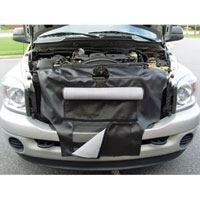 WINTER GRILLE COVER - COVERCRAFT  ('03-'09)