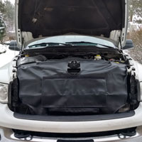 Dodge Ram Winter Front