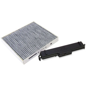 CABIN AIR FILTER KIT - FOURTH GEN  ('10 -'18)