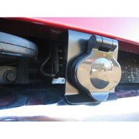 '03-'09 Dodge Cummins Block Heater Bumper Plug