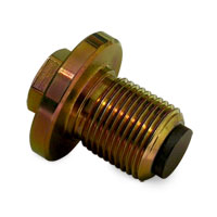 OIL DRAIN PLUG - HEAVY DUTY - 18MM ('02-'21, 6.7L - 5.9L w/MAGNETIC TIP)