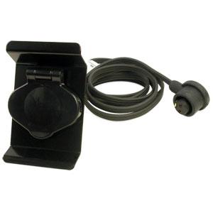 BLOCK HEATER BUMPER PLUG ('94-'02, NON-SPORT)