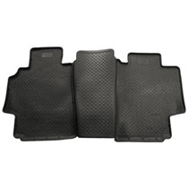 HUSKY LINERS - REAR ('98-'02,  QUAD CAB, 4 DOOR)