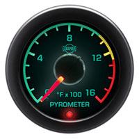 ISSPRO EV2 R14021 1600F PRE-Turbo EGT gauge