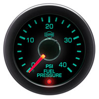 ISSPRO EV2 R14055 40 psi Electric Fuel Pressure Gauge