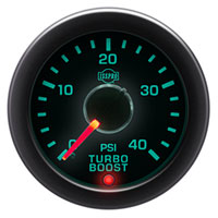 ISSPRO's EV2 R14333 0-40 psi Boost Pressure gauge