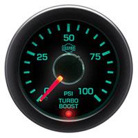 ISSPRO R14433 EV2 0-100 psi Boost Pressure Gauge