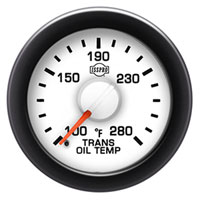 TRANSMISSION TEMP GAUGE (100-280 DEG - FULL SWEEP) ISSPRO EV²