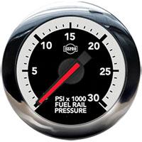 FUEL RAIL PRESSURE GAUGE, 30,000PSI (ELECTRIC) - ISSPRO EV² ('03-'07, 5.9L)