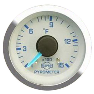 EXHAUST GAS TEMPERATURE GAUGE (100-1500 DEG) - ISSPRO EV¹