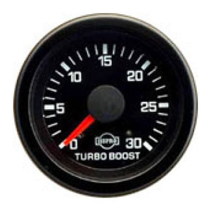 BOOST GAUGE, 30PSI - ISSPRO EV¹
