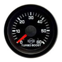 BOOST GAUGE,  60PSI - ISSPRO EV¹