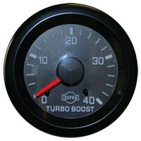 BOOST GAUGE, 40PSI - ISSPRO EV¹